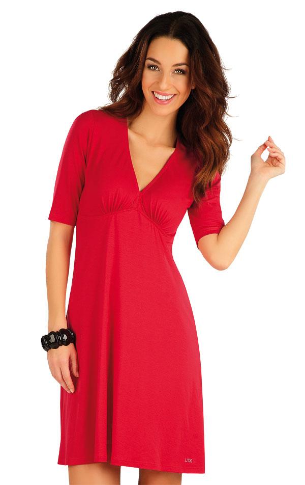 Šaty dámské s krátkým rukávem. 58129 | Šaty a sukně LITEX