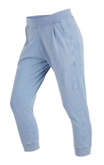 Kalhoty dámské 7/8 se sníženým sedem.