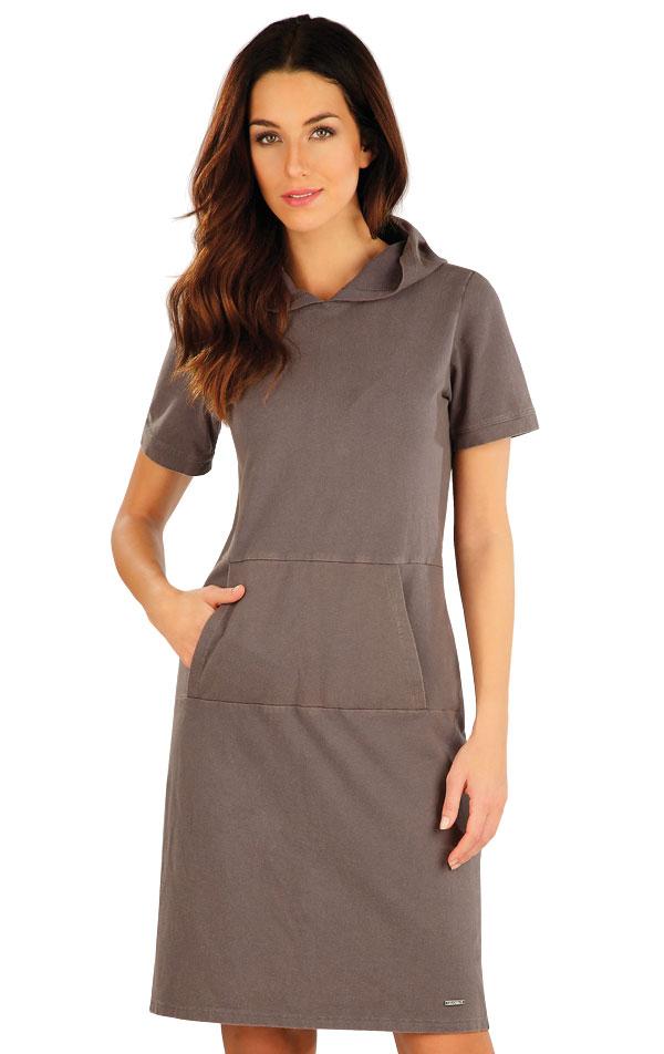 Šaty dlouhé s krátkým rukávem. 58154 | Šaty a sukně LITEX