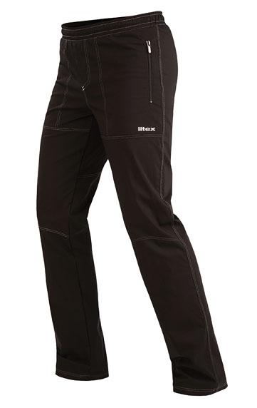 Kalhoty pánské do pasu.