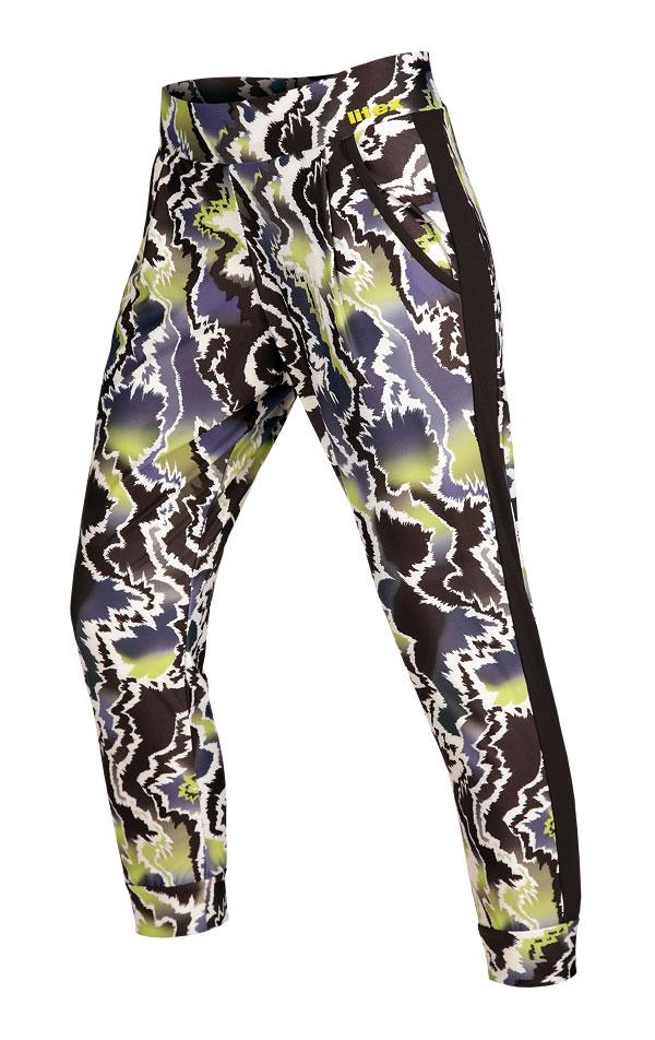 Kalhoty dámské 7/8 s nízkým sedem. 58281 | Sportovní oblečení LITEX
