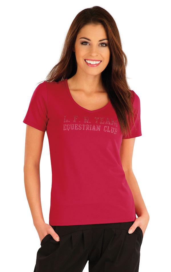 Tričko dámské s krátkým rukávem. 58304 | Sportovní oblečení LITEX