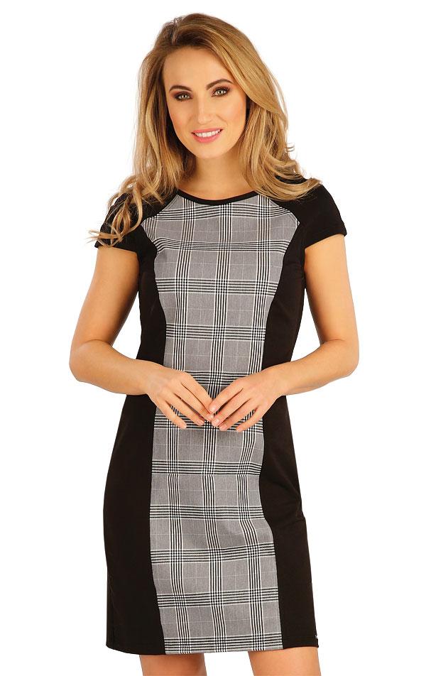 Šaty dámské s krátkým rukávem. 5A002 | Šaty, sukně, tuniky LITEX