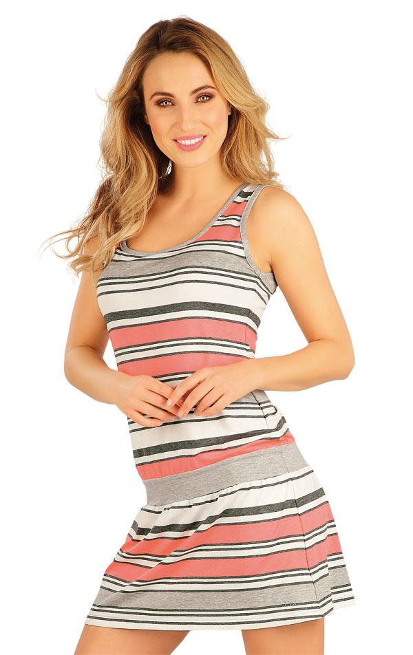 Šaty dámské bez rukávu. 5A010 | Šaty, sukně, tuniky LITEX