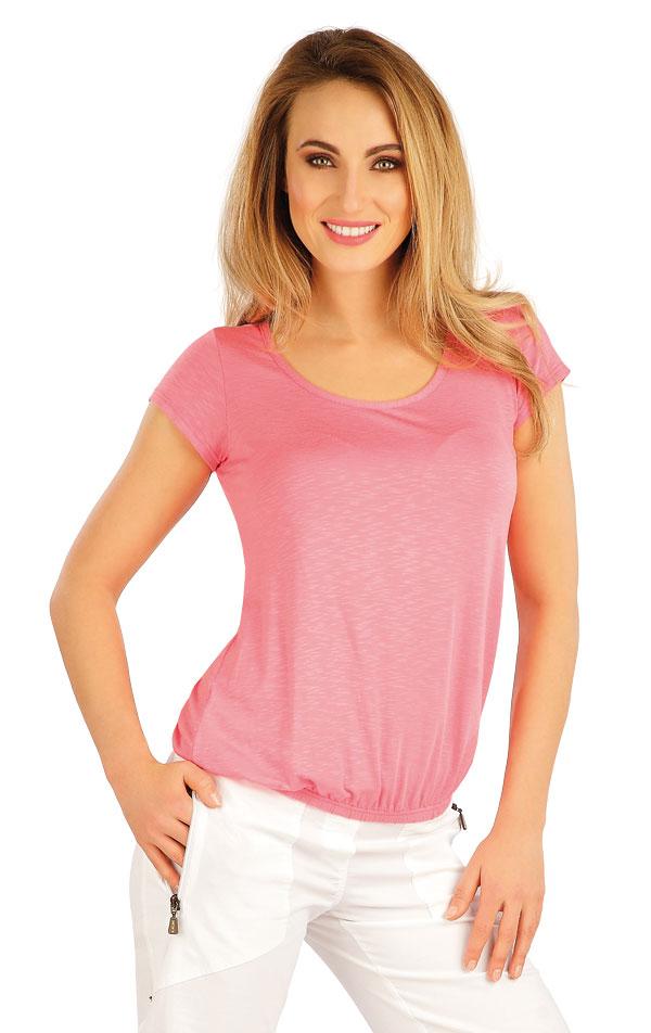 Tričko dámské s krátkým rukávem. 5A020 | Tílka, trička, halenky LITEX