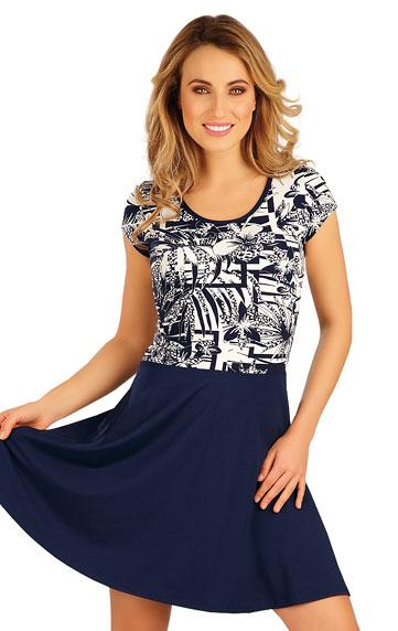 Šaty, sukně, tuniky > Šaty dámské s krátkým rukávem. 5A028