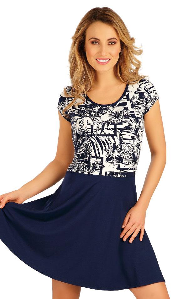 Šaty dámské s krátkým rukávem. 5A028 | Šaty, sukně, tuniky LITEX