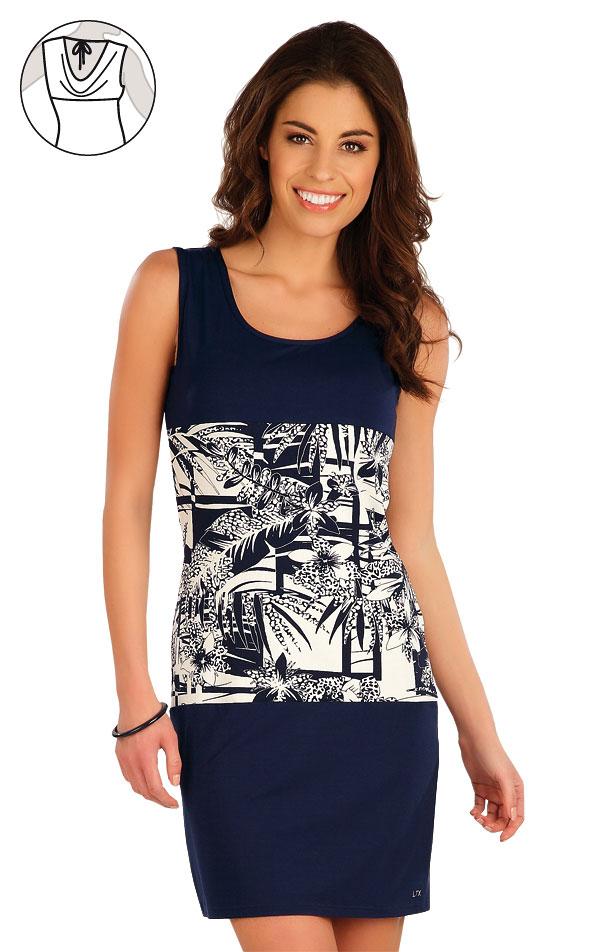 Šaty dámské bez rukávu. 5A029 | Šaty, sukně, tuniky LITEX