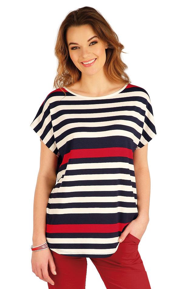 Tričko dámské s krátkým rukávem. 5A040 | Tílka, trička, halenky LITEX