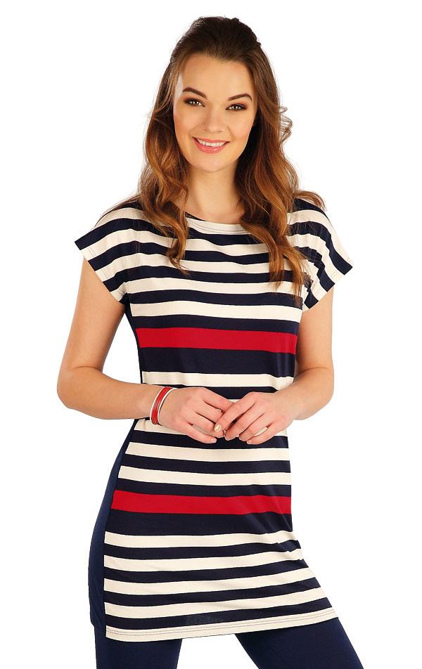 Šaty dámské se spadlým rukávem. 5A041 | Šaty, sukně, tuniky LITEX