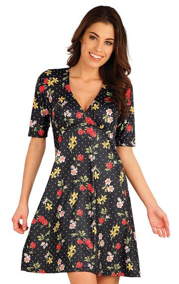 SLEVY > Šaty dámské s krátkým rukávem. 5A055
