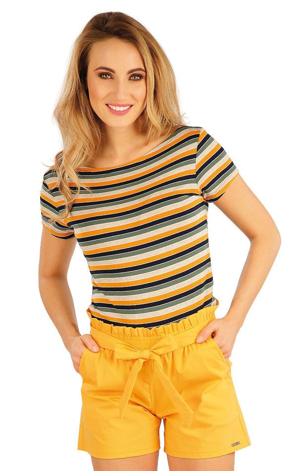 Tričko dámské s krátkým rukávem. 5A061 | Tílka, trička, halenky LITEX