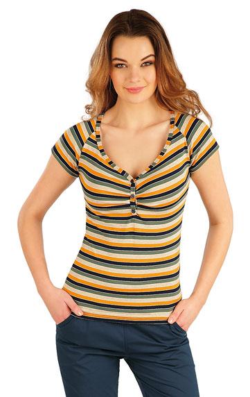 Trika, topy, tílka > Tričko dámské s krátkým rukávem. 5A063