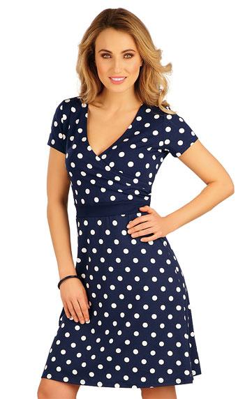 Šaty a sukně > Šaty dámské s krátkým rukávem. 5A069