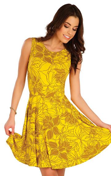 Šaty, sukně, tuniky > Šaty dámské bez rukávu. 5A076