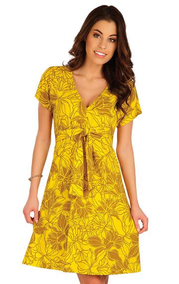 Šaty, sukně, tuniky > Šaty dámské s krátkým rukávem. 5A077