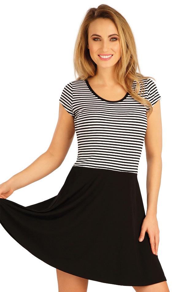 Šaty dámské s krátkým rukávem. 5A083 | Šaty, sukně, tuniky LITEX
