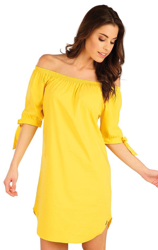 Šaty dámské s krátkým rukávem. 5A090 | Šaty, sukně, tuniky LITEX