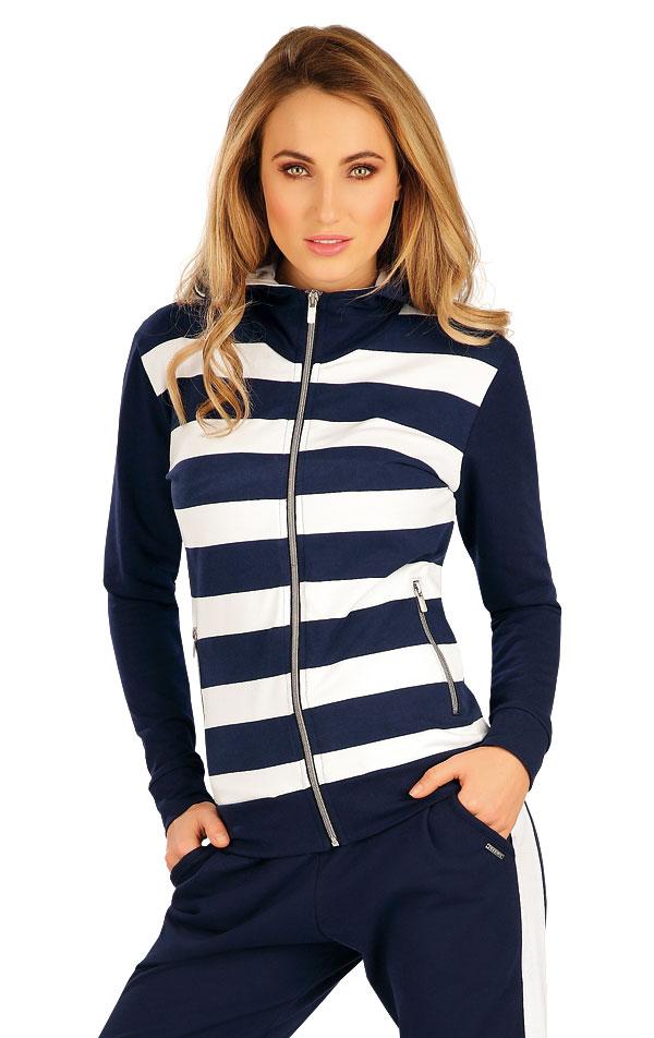 Mikina dámská s kapucí. 5A095 | Bundy, vesty, kabátky LITEX