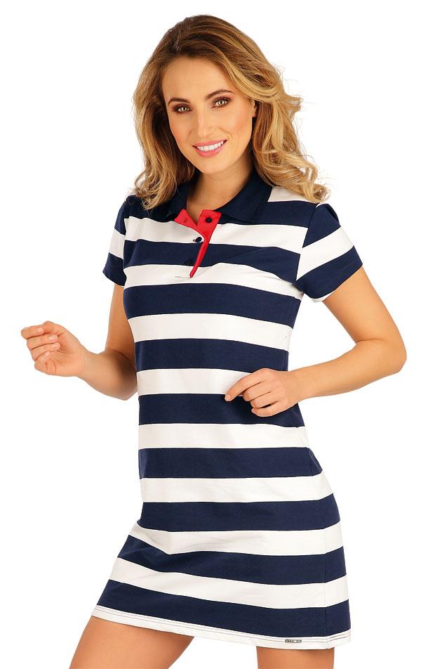 Šaty dámské s krátkým rukávem. 5A096 | Šaty, sukně, tuniky LITEX