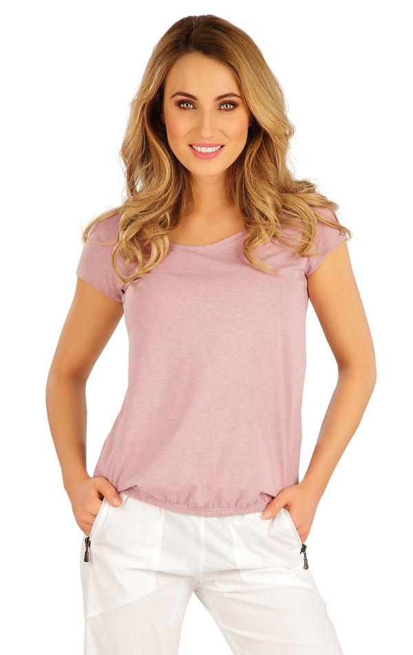 Tričko dámské s krátkým rukávem. 5A104 | Tílka, trička, halenky LITEX