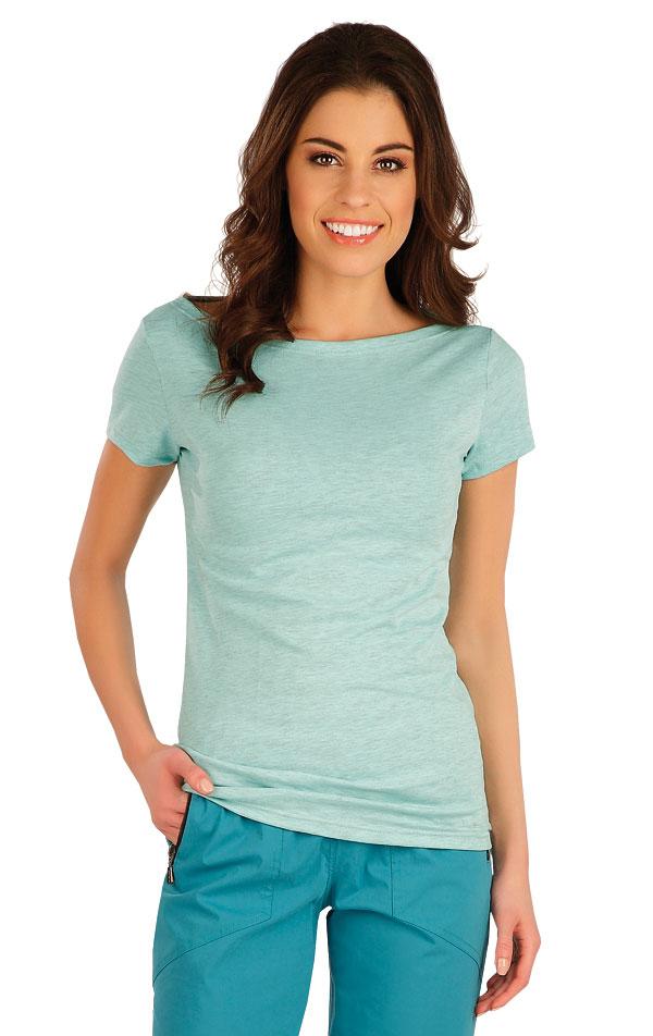 Tričko dámské s krátkým rukávem. 5A106   Tílka, trička, halenky LITEX