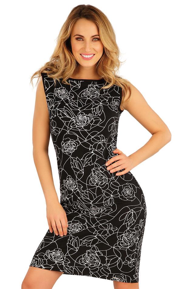 Šaty dámské bez rukávu. 5A111 | Šaty, sukně, tuniky LITEX