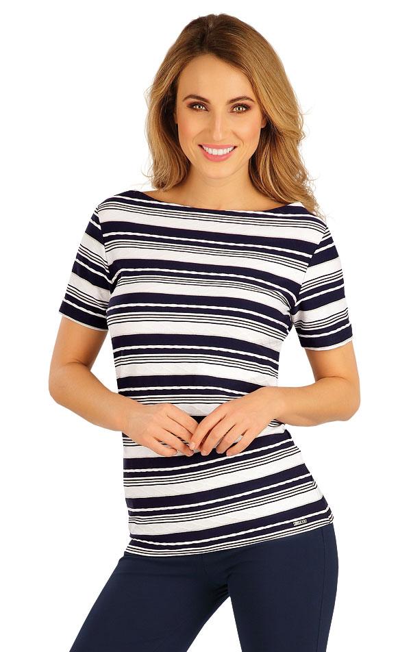 Tričko dámské s krátkým rukávem. 5A117   Tílka, trička, halenky LITEX