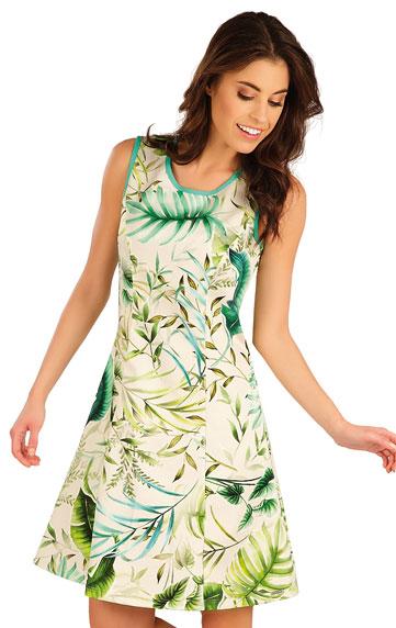 Šaty, sukně, tuniky > Šaty dámské bez rukávu. 5A122
