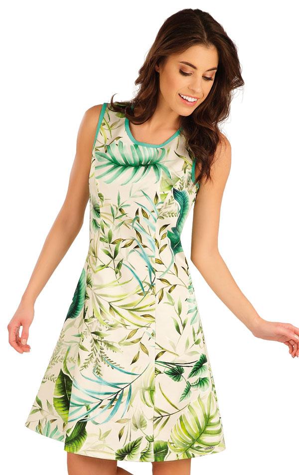 Šaty dámské bez rukávu. 5A122 | Šaty, sukně, tuniky LITEX