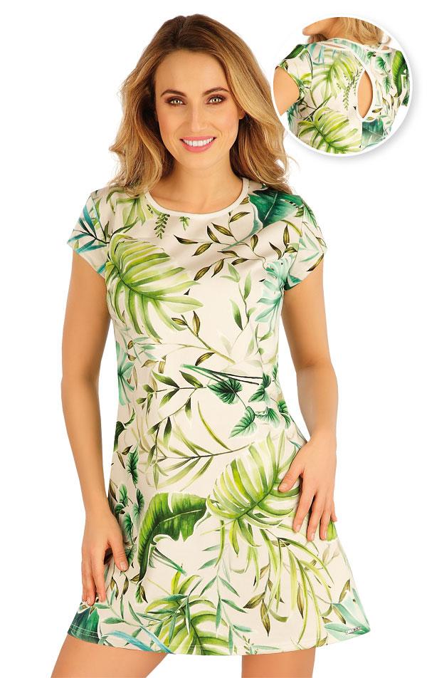 Šaty dámské s krátkým rukávem. 5A123 | Šaty, sukně, tuniky LITEX