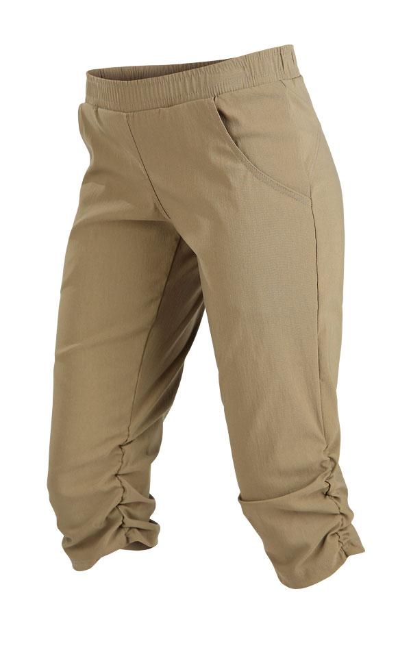 Kalhoty dámské bokové v 3/4 délce. 5A152 | Legíny, kalhoty, kraťasy LITEX
