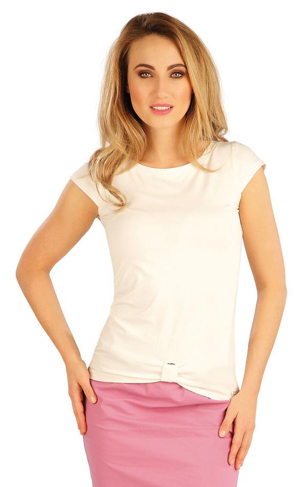 Tričko dámské s krátkým rukávem. 5A165   Tílka, trička, halenky LITEX