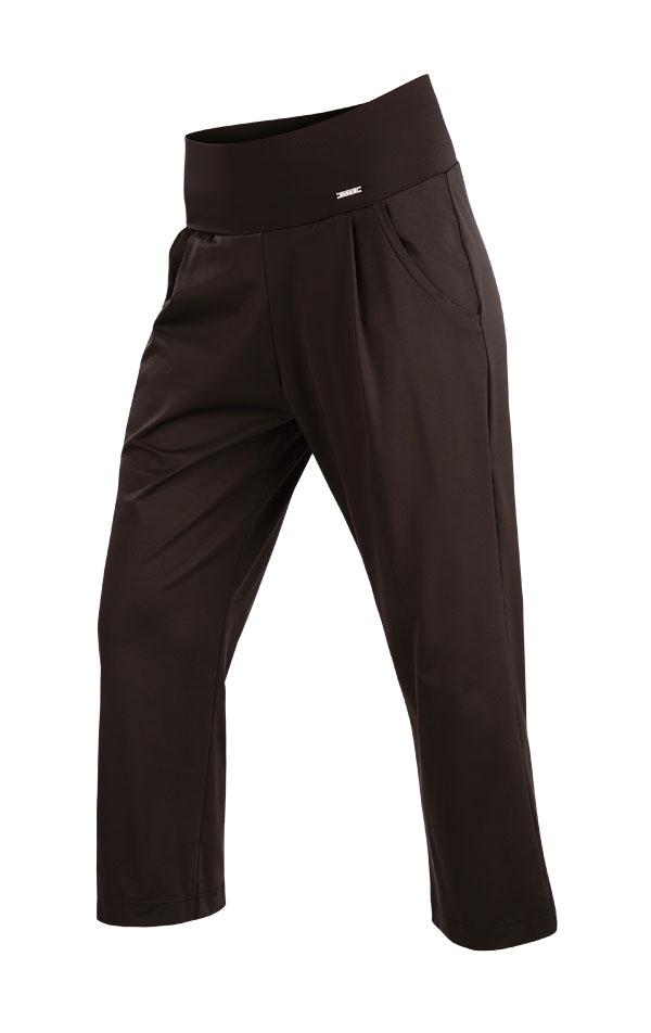 Kalhoty dámské v 7/8 délce. 5A231   Legíny, kalhoty, kraťasy LITEX