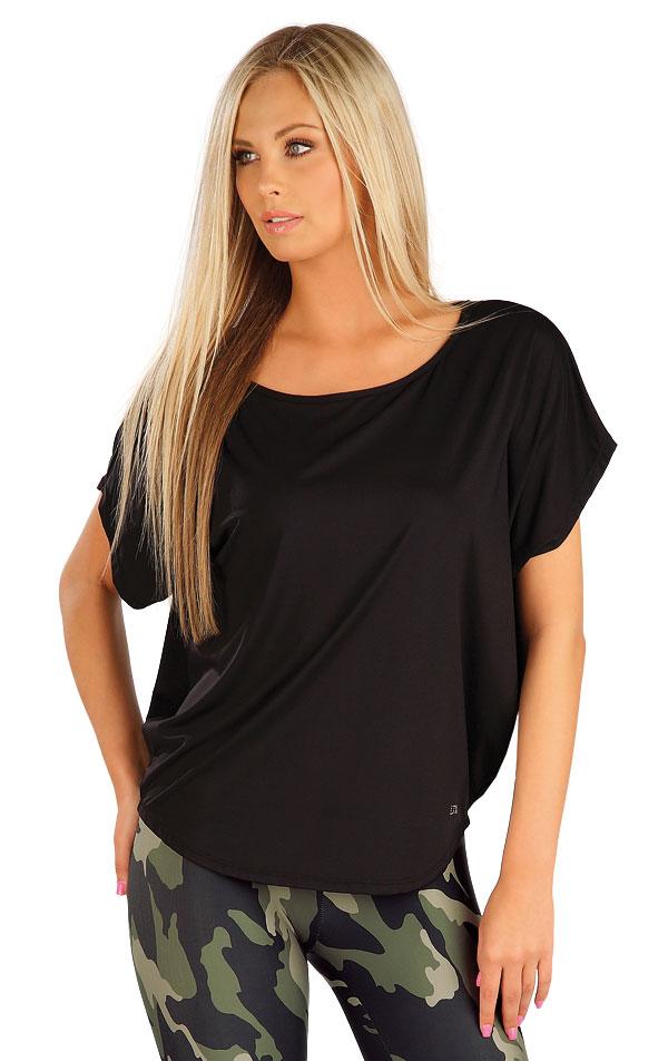 Tričko dámské s krátkým rukávem. 5A239 | Trika, topy, tílka LITEX