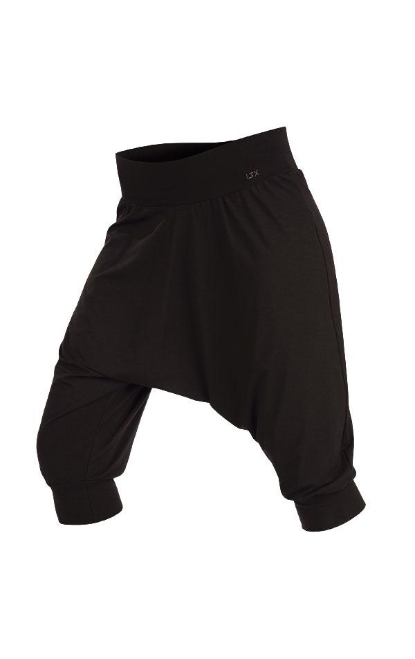 Kalhoty dámské 3/4 s nízkým sedem. 5A247 | Sportovní kalhoty, tepláky, kraťasy LITEX