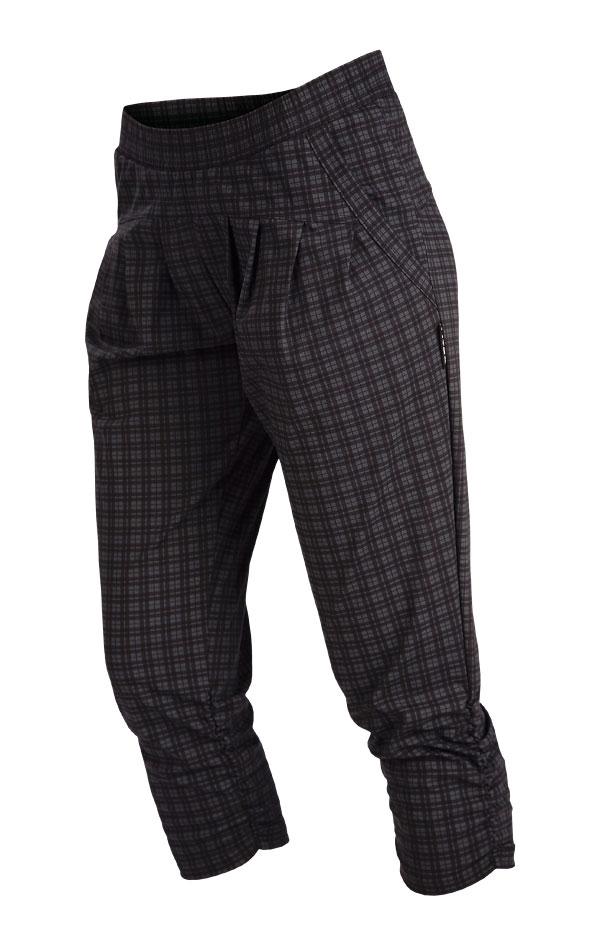 Kalhoty dámské v 3/4 délce. 5A272 | Sportovní kalhoty, tepláky, kraťasy LITEX