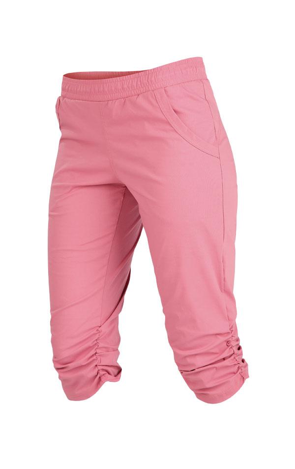 Kalhoty dámské v 3/4 délce. 5A282 | Legíny, kalhoty, kraťasy LITEX