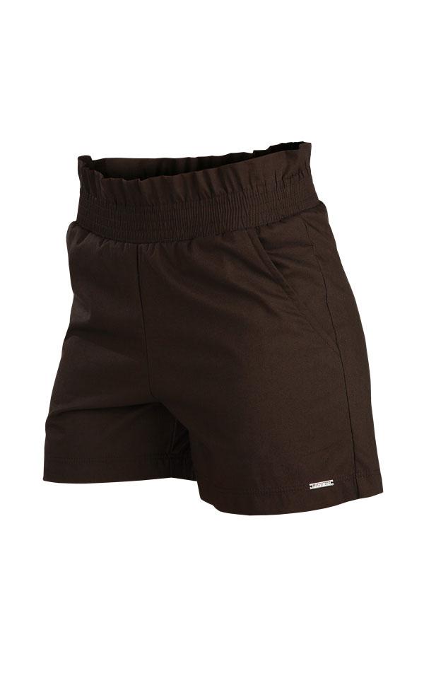 Kraťasy dámské. 5A316 | Legíny, kalhoty, kraťasy LITEX