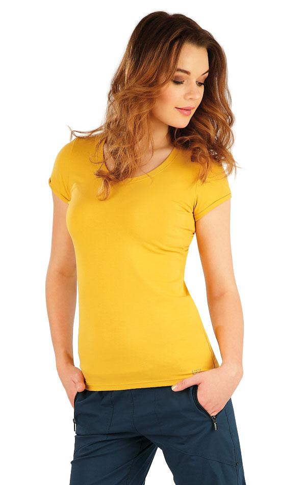 Tričko dámské s krátkým rukávem. 5A354 | Tílka, trička, halenky LITEX