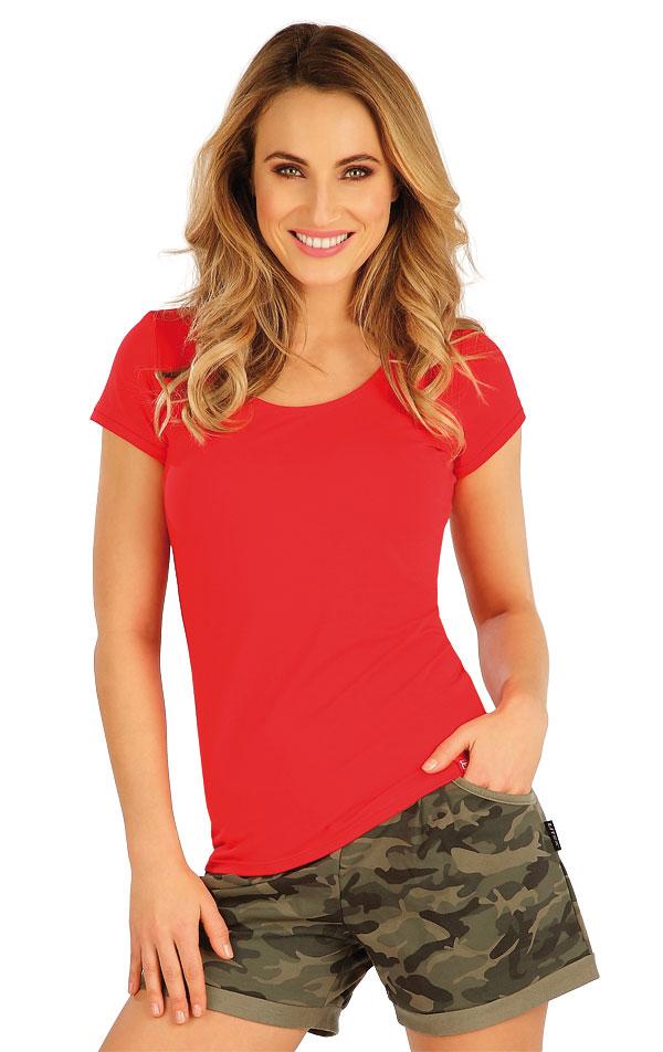 Tričko dámské s krátkým rukávem. 5A378   Tílka, trička, halenky LITEX