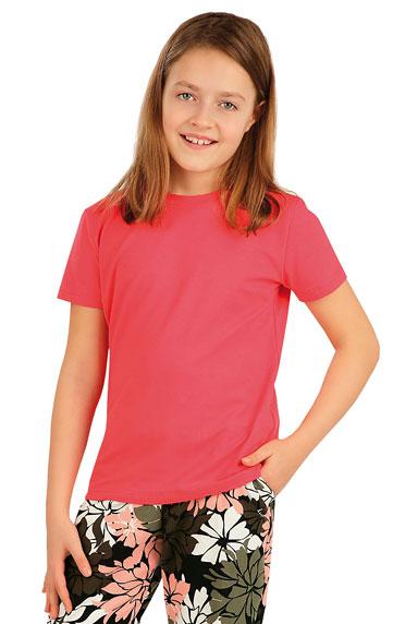 DĚTSKÉ OBLEČENÍ > Tričko dětské s krátkým rukávem. 5A387