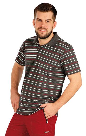 Trika, tílka > Polo triko pánské s krátkým rukávem. 5A403