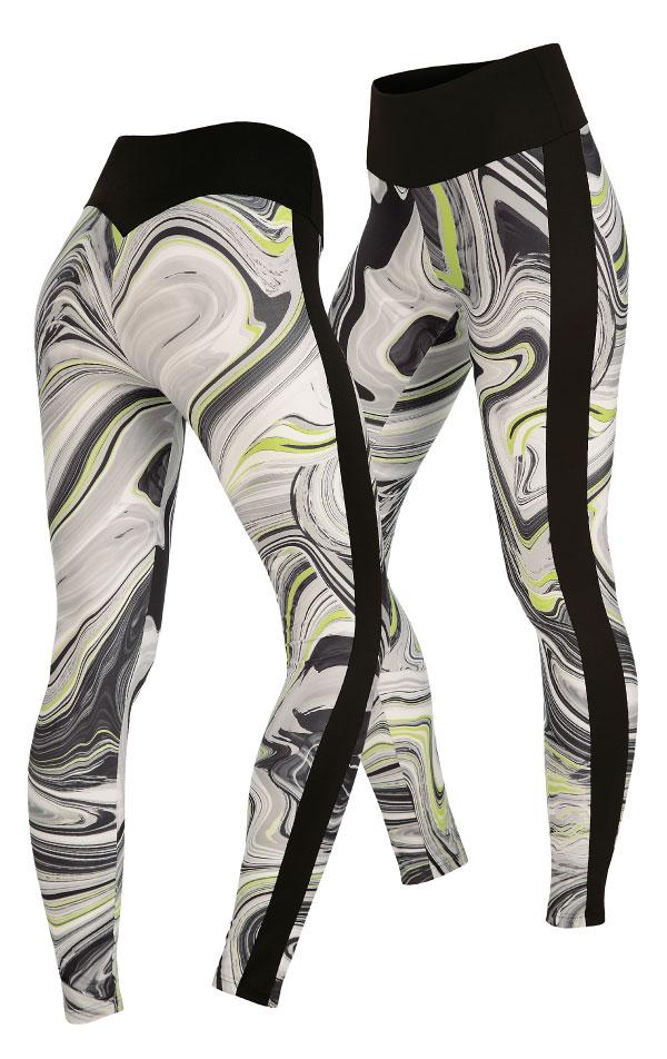 Dámské běžecké kalhoty. 5A465   Legíny dlouhé LITEX
