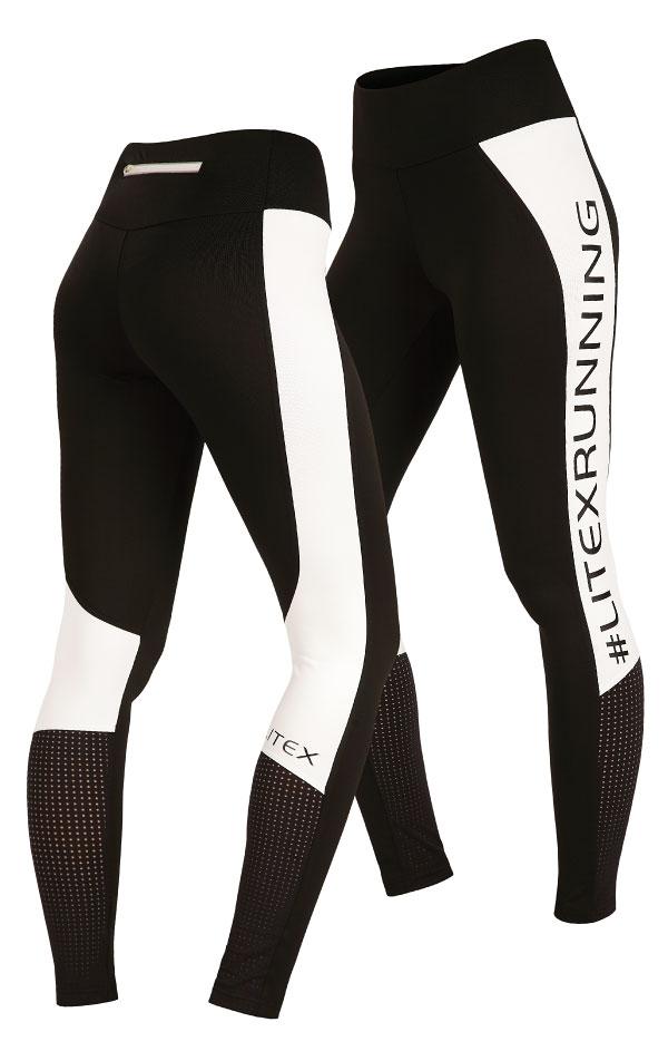 Dámské běžecké kalhoty. 5A468 | Legíny dlouhé LITEX