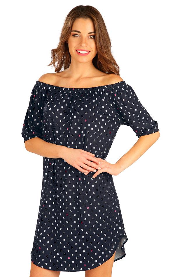 Šaty dámské s krátkým rukávem. 5B002 | Šaty, sukně, tuniky LITEX