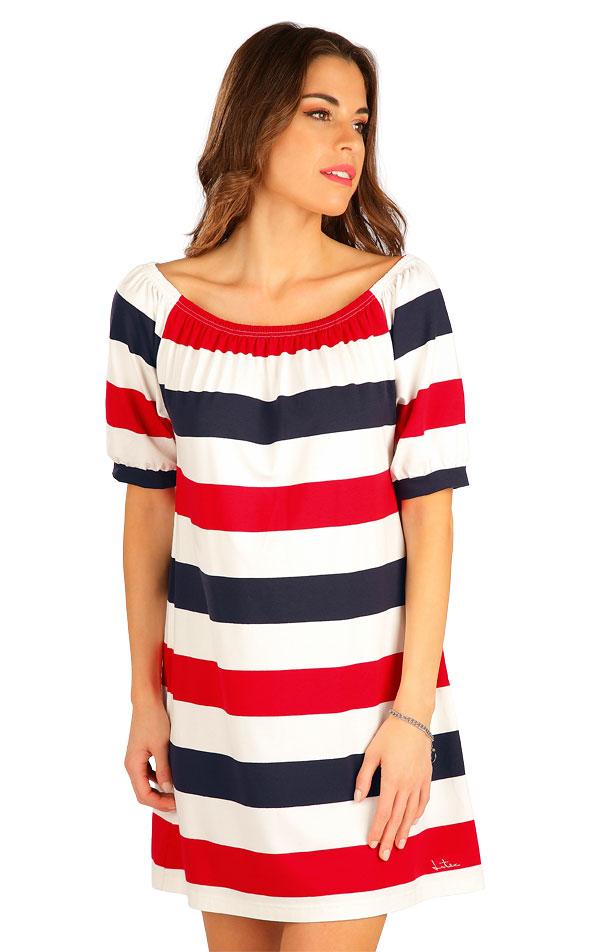Šaty dámské s krátkým rukávem. 5B011 | Šaty, sukně, tuniky LITEX