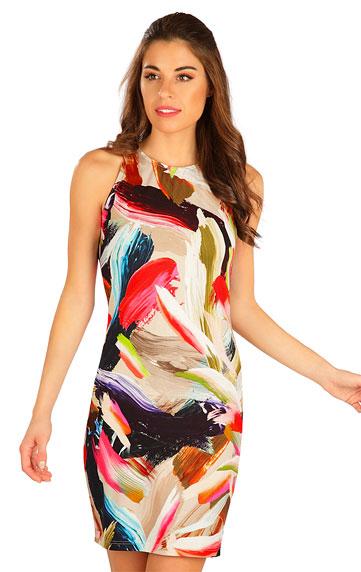 Šaty, sukně, tuniky > Šaty dámské bez rukávu. 5B020