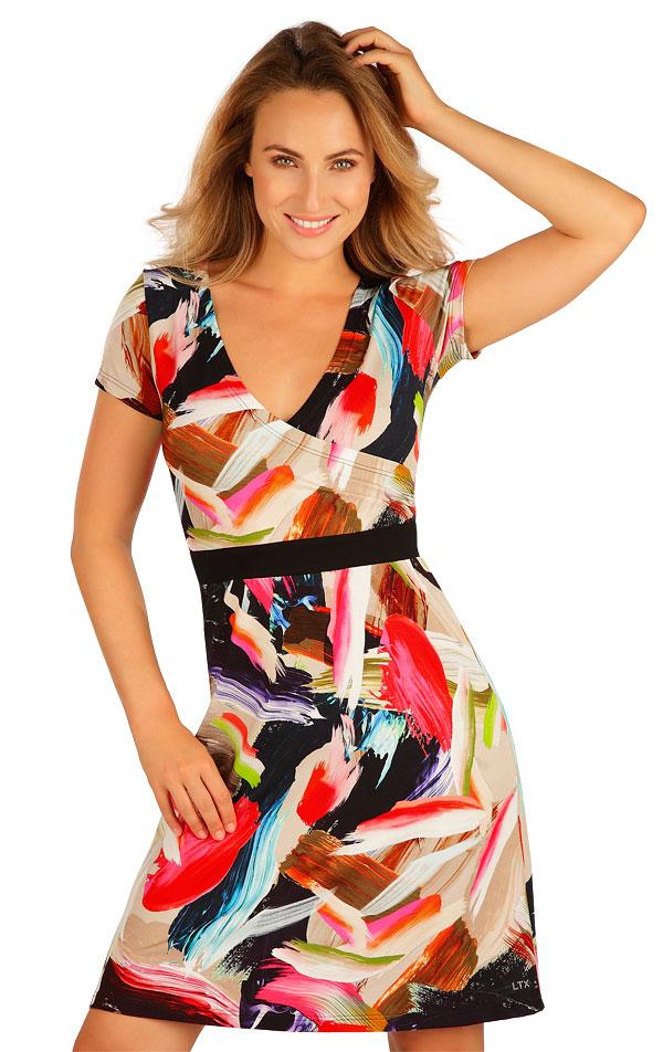 Šaty dámské s krátkým rukávem. 5B022 | Šaty, sukně, tuniky LITEX