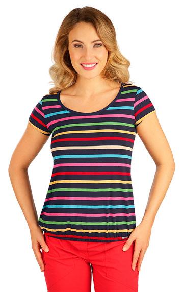 Tílka, trička, halenky > Tričko dámské s krátkým rukávem. 5B039